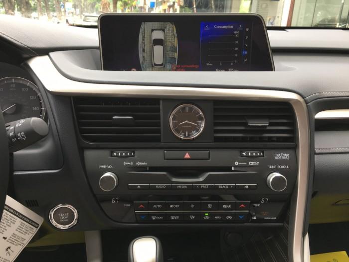 Cần bán Lexus RX 350L 07 chỗ đời 2018, màu xám (ghi), nhập khẩu nguyên chiếc Mỹ 15