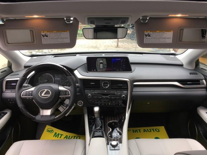 Cần bán Lexus RX 350L 07 chỗ đời 2018, màu xám (ghi), nhập khẩu nguyên chiếc Mỹ 10