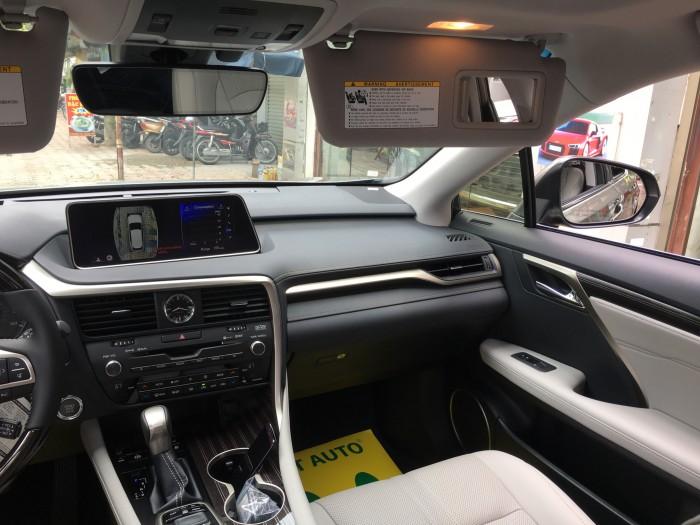 Cần bán Lexus RX 350L 07 chỗ đời 2018, màu xám (ghi), nhập khẩu nguyên chiếc Mỹ 8