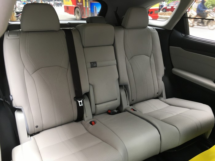 Cần bán Lexus RX 350L 07 chỗ đời 2018, màu xám (ghi), nhập khẩu nguyên chiếc Mỹ 11