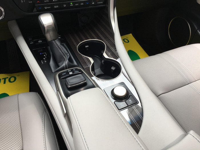 Cần bán Lexus RX 350L 07 chỗ đời 2018, màu xám (ghi), nhập khẩu nguyên chiếc Mỹ 12