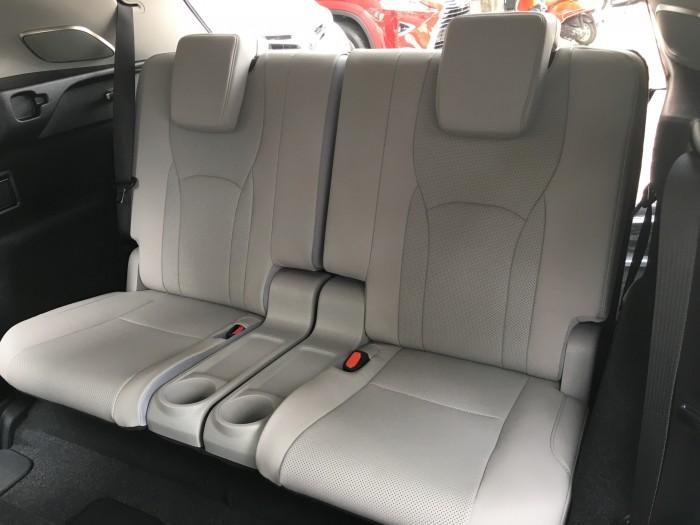 Cần bán Lexus RX 350L 07 chỗ đời 2018, màu xám (ghi), nhập khẩu nguyên chiếc Mỹ 9