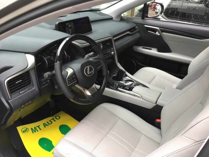 Cần bán Lexus RX 350L 07 chỗ đời 2018, màu xám (ghi), nhập khẩu nguyên chiếc Mỹ 6
