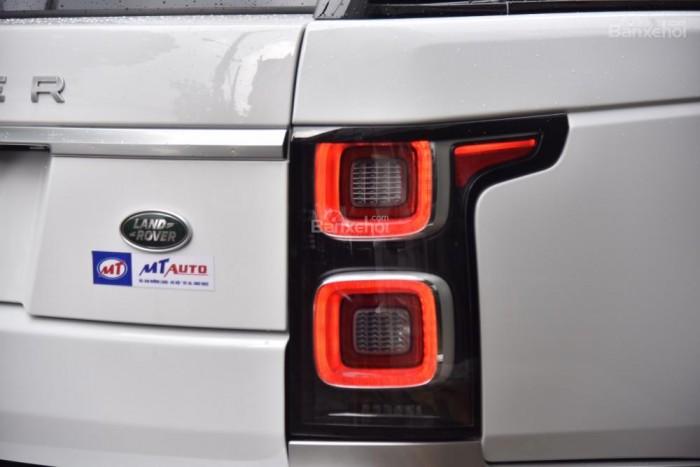 Bán LandRover Range Rover Autobio LWB đời 2018, màu trắng, nhập khẩu nguyên chiếc Mỹ giá tốt 22