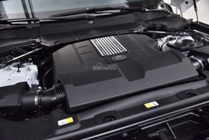 Bán LandRover Range Rover Autobio LWB đời 2018, màu trắng, nhập khẩu nguyên chiếc Mỹ giá tốt 11