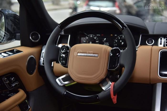 Bán LandRover Range Rover Autobio LWB đời 2018, màu trắng, nhập khẩu nguyên chiếc Mỹ giá tốt 14