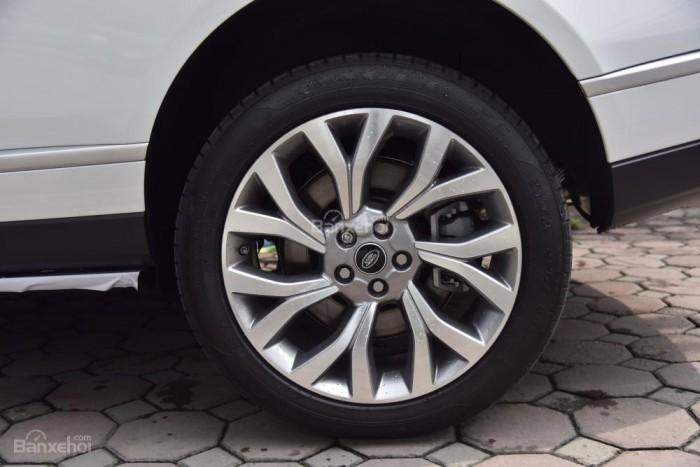 Bán LandRover Range Rover Autobio LWB đời 2018, màu trắng, nhập khẩu nguyên chiếc Mỹ giá tốt 13