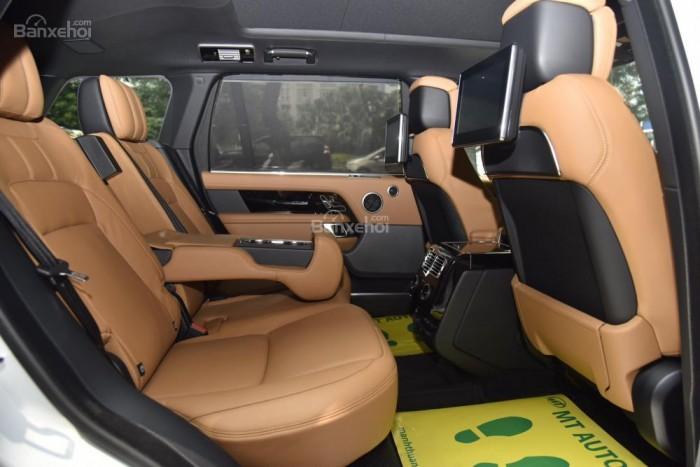 Bán LandRover Range Rover Autobio LWB đời 2018, màu trắng, nhập khẩu nguyên chiếc Mỹ giá tốt 6