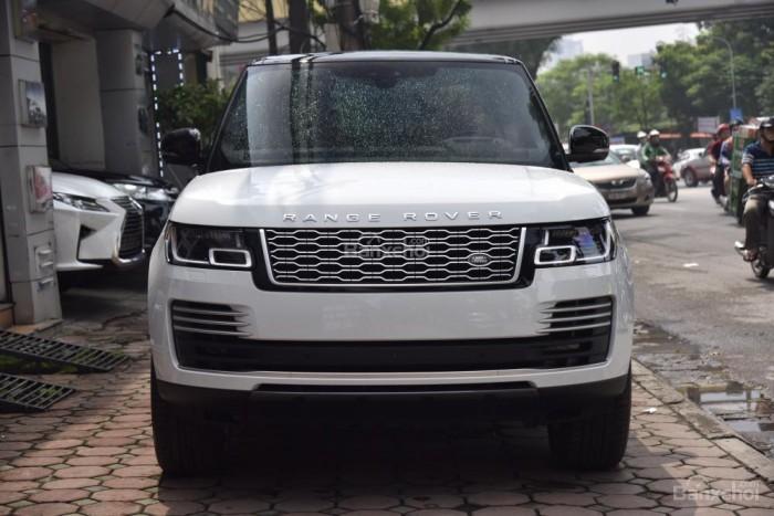 Bán LandRover Range Rover Autobio LWB đời 2018, màu trắng, nhập khẩu nguyên chiếc Mỹ giá tốt 18