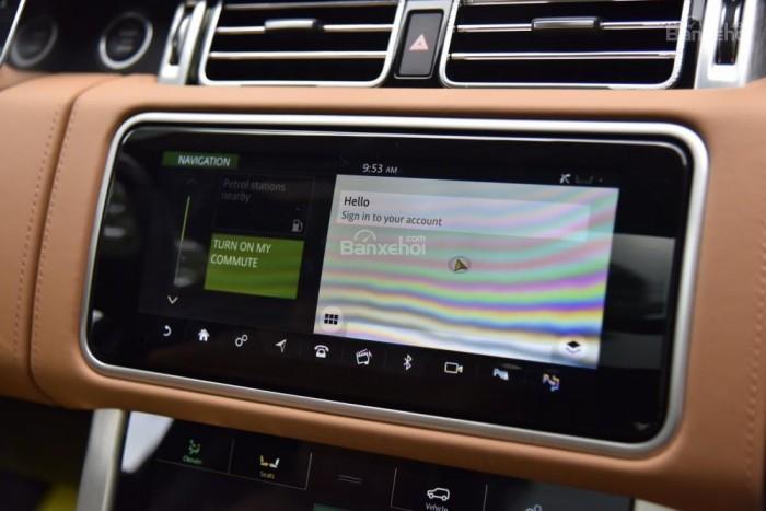 Bán LandRover Range Rover Autobio LWB đời 2018, màu trắng, nhập khẩu nguyên chiếc Mỹ giá tốt 8
