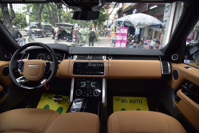 Bán LandRover Range Rover Autobio LWB đời 2018, màu trắng, nhập khẩu nguyên chiếc Mỹ giá tốt 17