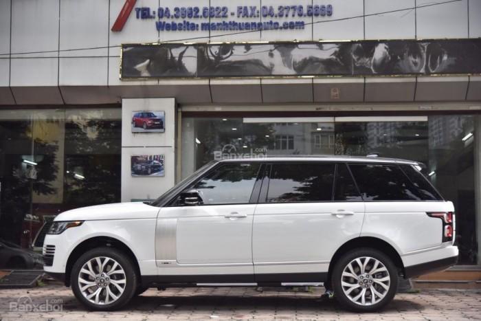 Bán LandRover Range Rover Autobio LWB đời 2018, màu trắng, nhập khẩu nguyên chiếc Mỹ giá tốt 2
