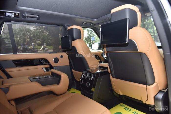 Bán LandRover Range Rover Autobio LWB đời 2018, màu trắng, nhập khẩu nguyên chiếc Mỹ giá tốt 7
