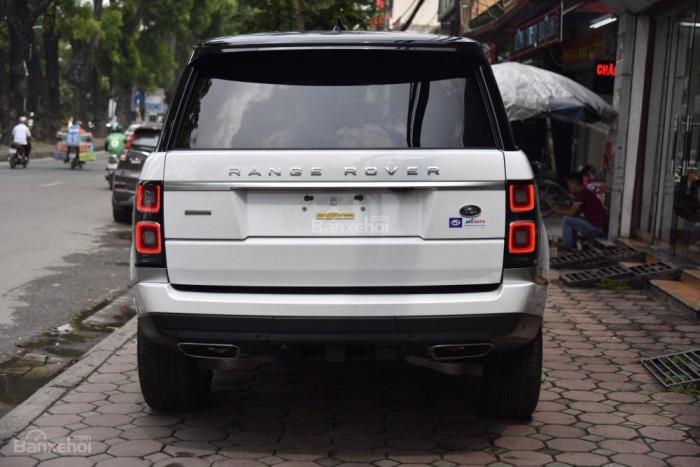 Bán LandRover Range Rover Autobio LWB đời 2018, màu trắng, nhập khẩu nguyên chiếc Mỹ giá tốt 4