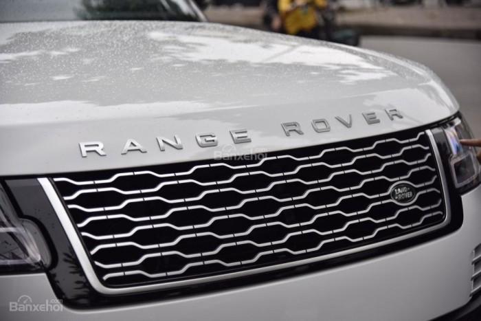 Bán LandRover Range Rover Autobio LWB đời 2018, màu trắng, nhập khẩu nguyên chiếc Mỹ giá tốt 10
