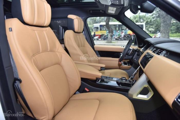 Bán LandRover Range Rover Autobio LWB đời 2018, màu trắng, nhập khẩu nguyên chiếc Mỹ giá tốt 5