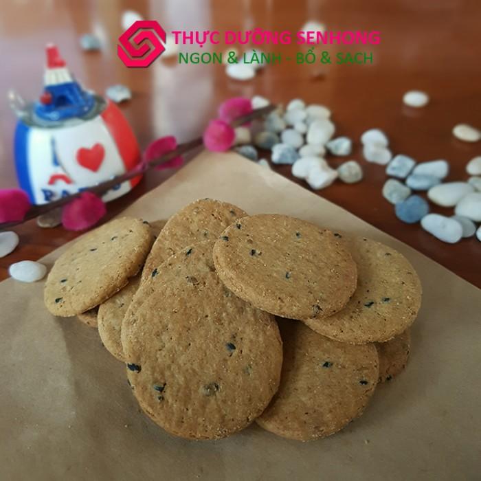 Bánh quy Yến mạch cà rốt1