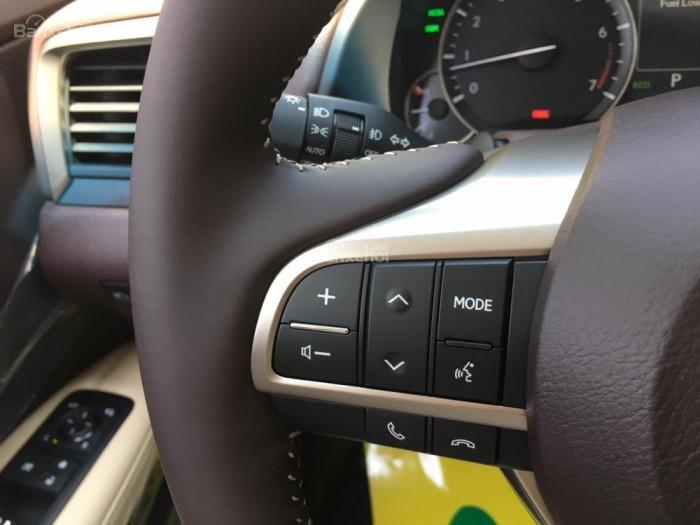 Cần bán Lexus RX 350L sản xuất năm 2018, bản 07 chỗ màu trắng, nhập khẩu Mỹ giá tốt 21