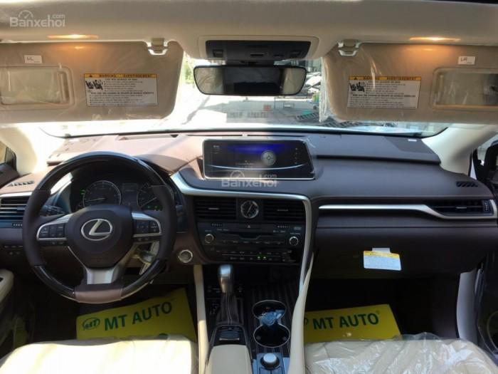 Cần bán Lexus RX 350L sản xuất năm 2018, bản 07 chỗ màu trắng, nhập khẩu Mỹ giá tốt 12