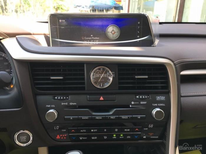 Cần bán Lexus RX 350L sản xuất năm 2018, bản 07 chỗ màu trắng, nhập khẩu Mỹ giá tốt 14