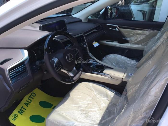 Cần bán Lexus RX 350L sản xuất năm 2018, bản 07 chỗ màu trắng, nhập khẩu Mỹ giá tốt 9