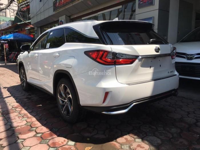 Cần bán Lexus RX 350L sản xuất năm 2018, bản 07 chỗ màu trắng, nhập khẩu Mỹ giá tốt 7