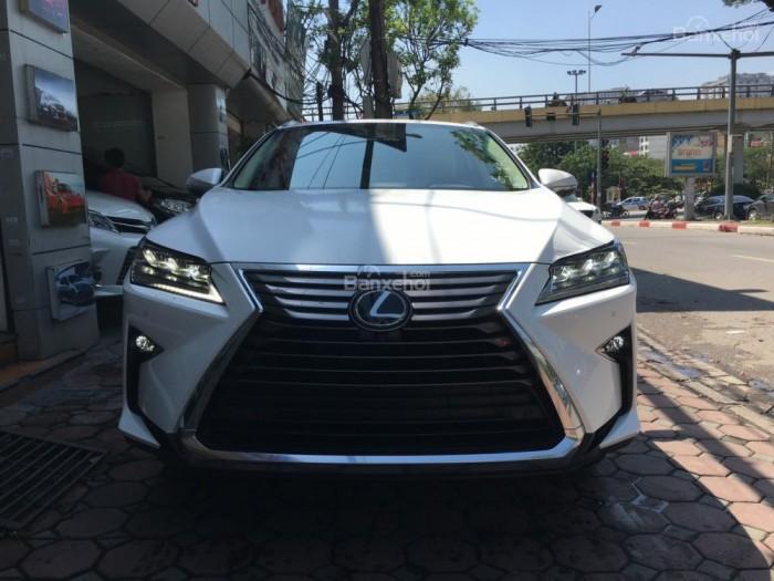 Cần bán Lexus RX 350L sản xuất năm 2018, bản 07 chỗ màu trắng, nhập khẩu Mỹ giá tốt 8
