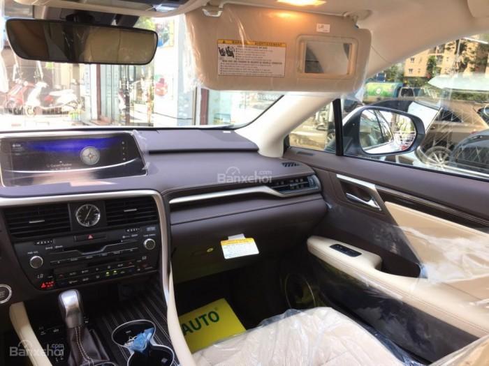 Cần bán Lexus RX 350L sản xuất năm 2018, bản 07 chỗ màu trắng, nhập khẩu Mỹ giá tốt 0