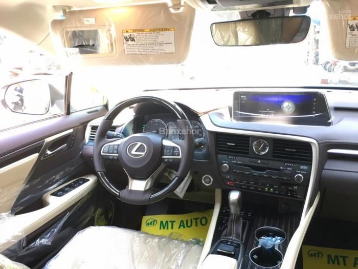 Cần bán Lexus RX 350L sản xuất năm 2018, bản 07 chỗ màu trắng, nhập khẩu Mỹ giá tốt 4