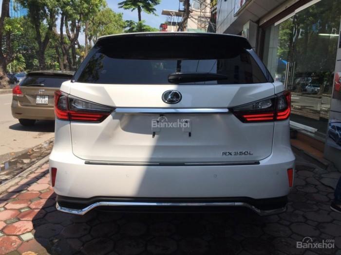 Cần bán Lexus RX 350L sản xuất năm 2018, bản 07 chỗ màu trắng, nhập khẩu Mỹ giá tốt 2