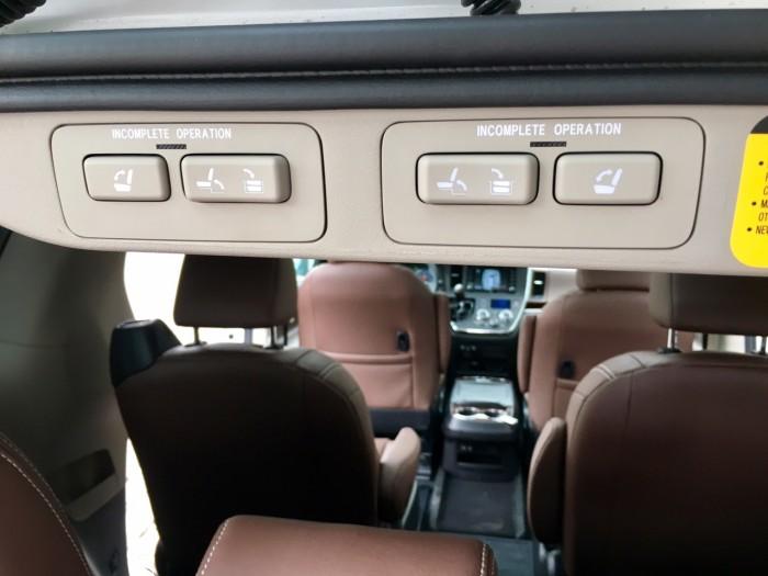 Bán Toyota Sienna Sienna Limited model 2019, màu trắng, nhập khẩu Mỹ. 26