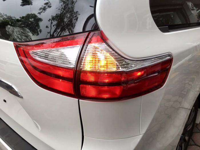 Bán Toyota Sienna Sienna Limited model 2019, màu trắng, nhập khẩu Mỹ. 9