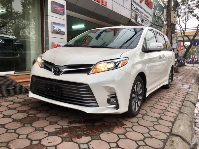 Toyota Sienna sản xuất năm 2018 Số tự động Động cơ Xăng