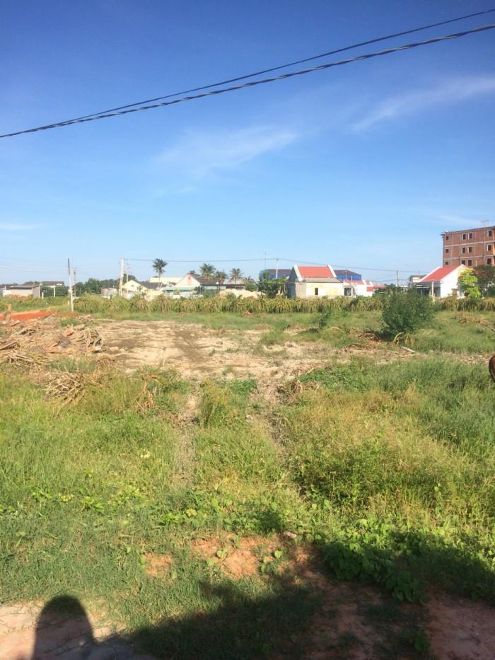 Bán đất xã Hàm Thắng Phan Thiết 100m2 nền cách thành phố Phan Thiết 1km