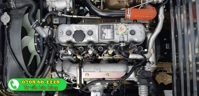 Bán xe tải 1 tấn 9 Isuzu giá rẻ HCM – Đẹp từng centimet