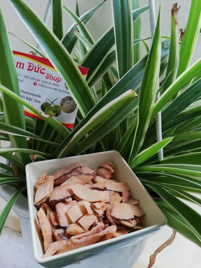 500gr Mứt dừa sấy giòn tại tphcm3