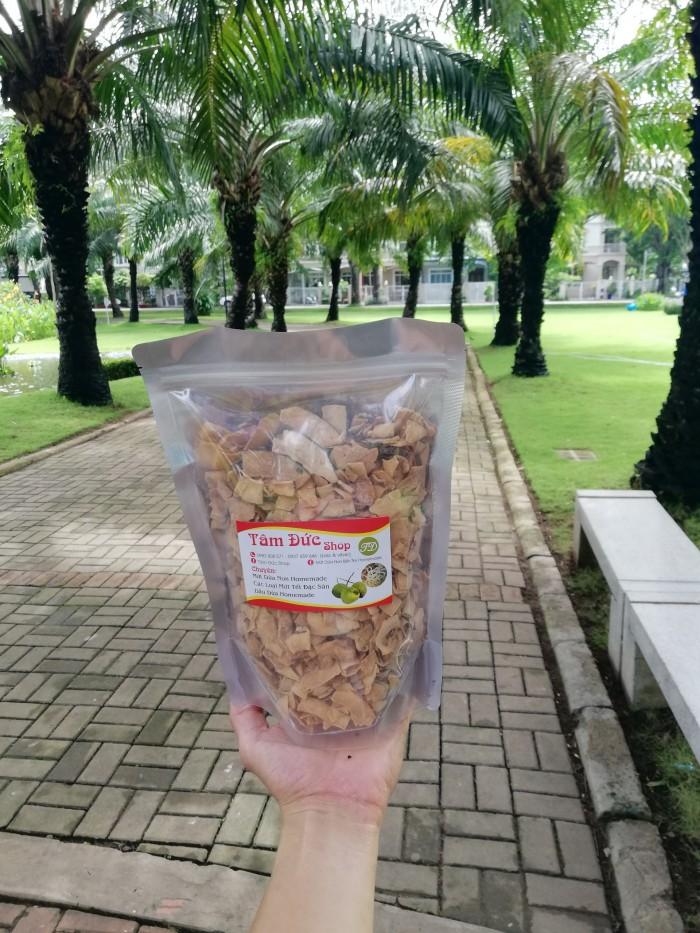 500gr Mứt dừa sấy giòn tại tphcm6