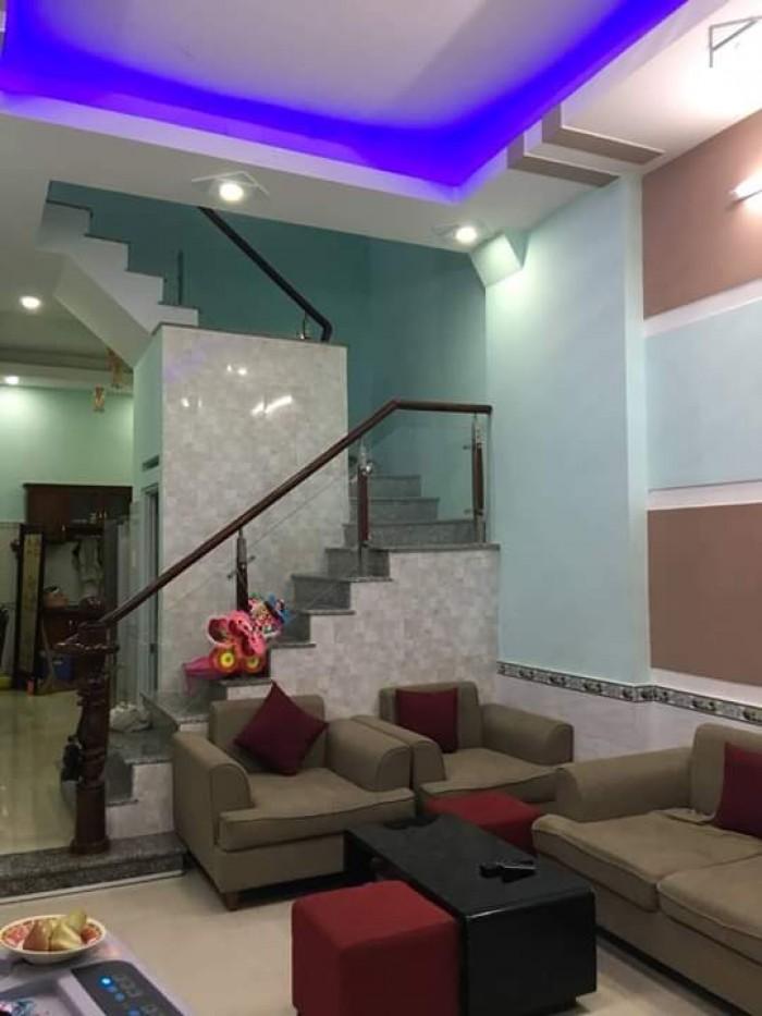 Bán nhà đẹp 2 mặt tiền, giá hợp lí với DT: 58m2 tại phường Hiệp Bình Chánh, Thủ Đức. Giá 4,2 tỷ (thương lượng).