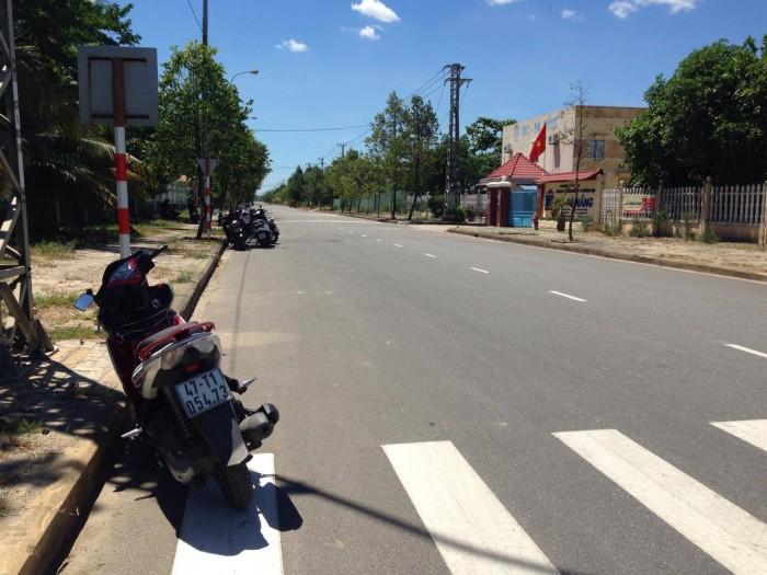Cần bán nhanh lô đường 5,5m khu đô thị Ngọc Dương