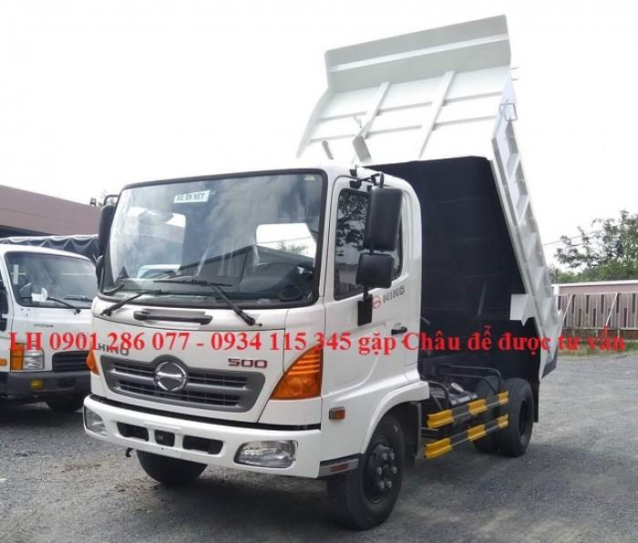 Xe BEN Isuzu QKR77FE4 TỰ ĐỔ 2.4 tấn /tiêu chuển Isuzu Nhật Bản/ giá rẻ nhất thị trường / trả góp thủ tục đơn giản 4