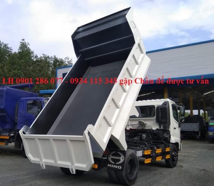 Xe BEN Isuzu QKR77FE4 TỰ ĐỔ 2.4 tấn /tiêu chuển Isuzu Nhật Bản/ giá rẻ nhất thị trường / trả góp thủ tục đơn giản 5