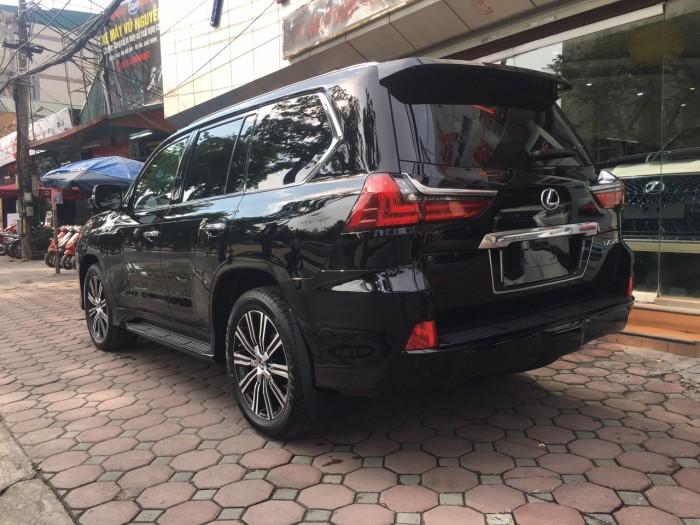 Bán ô tô Lexus LX 570 sản xuất năm 2018, màu đen, nhập khẩu Mỹ nguyên chiếc 2