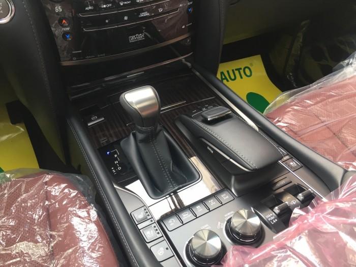 Bán ô tô Lexus LX 570 sản xuất năm 2018, màu đen, nhập khẩu Mỹ nguyên chiếc 8