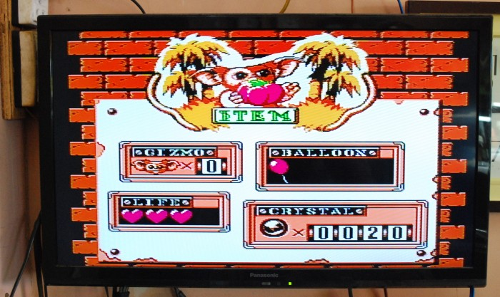Game Famicom Gremlins 2 - Shinshu Tanjou0