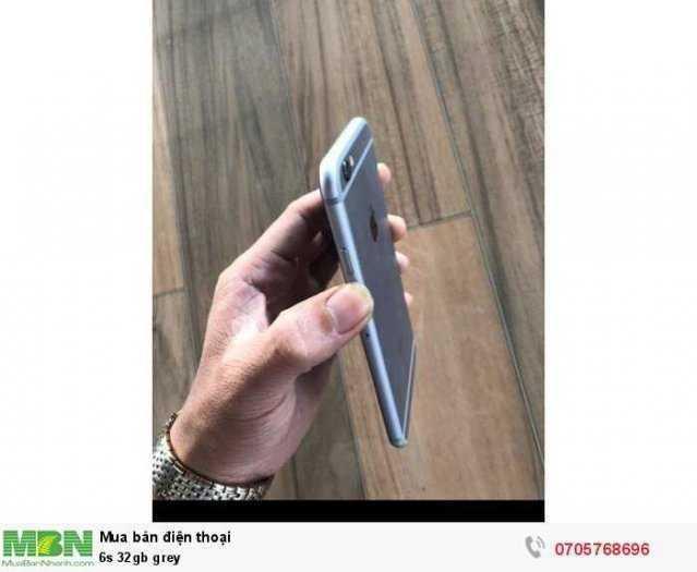 Điện thoại iphone  6s 32gb grey3