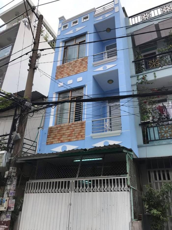 Bán nhà MT Nguyễn Mỹ Ca, P.Hiệp Tân, 3.6x16.5