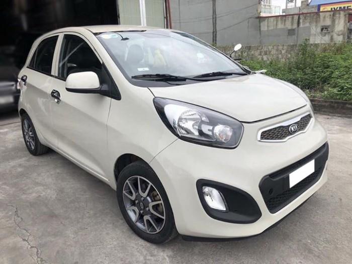Cần bán gấp Kia Morning 2014 Việt Nam, sở hữu động cơ 1.25 0
