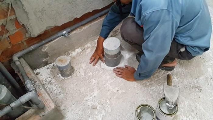 Dịch vụ chống thấm tại Nha Trang