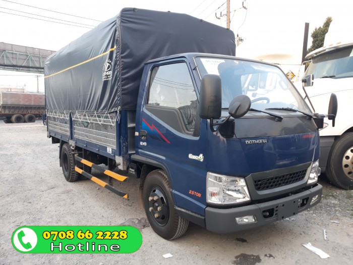 3 lý do nên lựa chọn IZ49 ở phân khúc xe tải 2 tấn 4