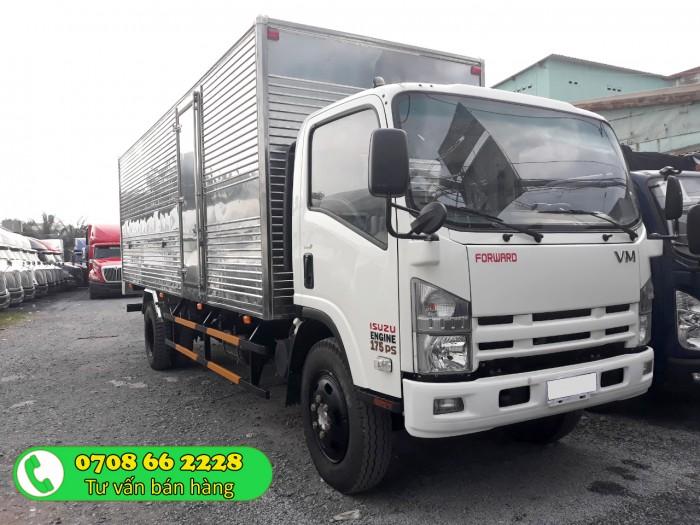 Xe tải 8 tấn 2 ISUZU hỗ trợ trả góp lên đến 90 % 4